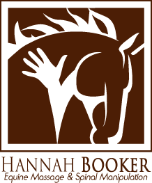 Hannah Booker Equine Sports Massage Therapy and Spinal Manipulation